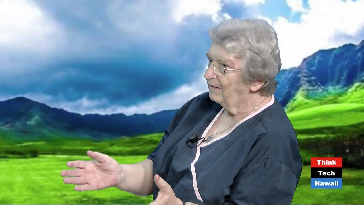 A Living Treasure of Hawaii: Sister Joan Chatfield