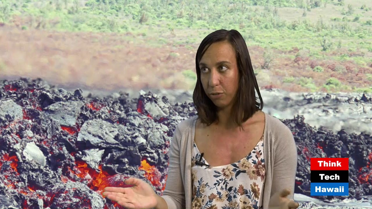 Predicting the End of a Volcanic Eruption (Research In Manoa)