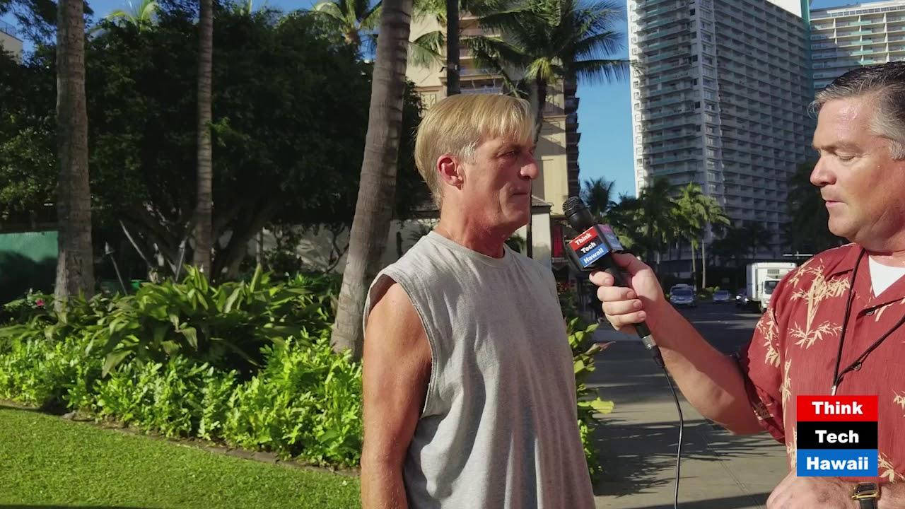 Nuclear False Alarm in Honolulu #5