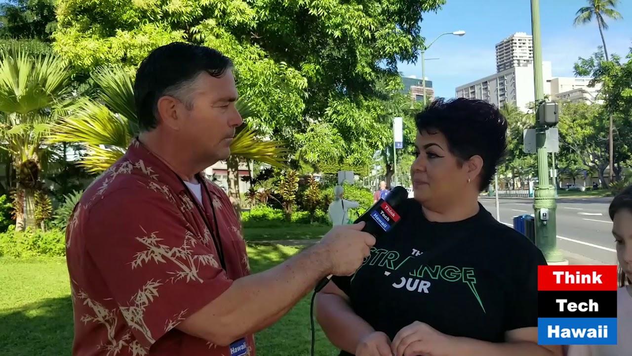 Nuclear False Alarm in Honolulu #2
