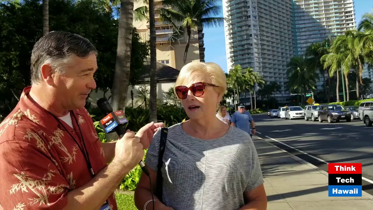 Nuclear False Alarm in Honolulu #4