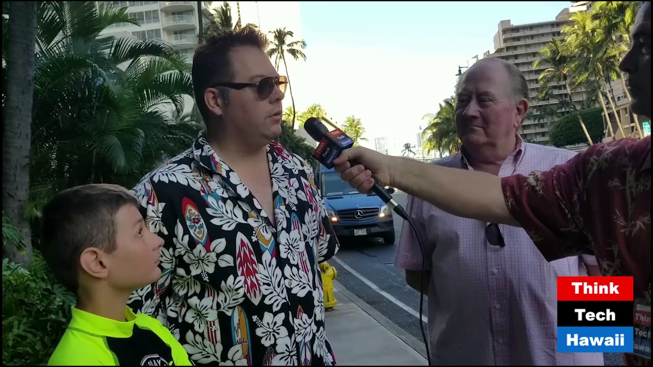 Nuclear False Alarm in Honolulu #3