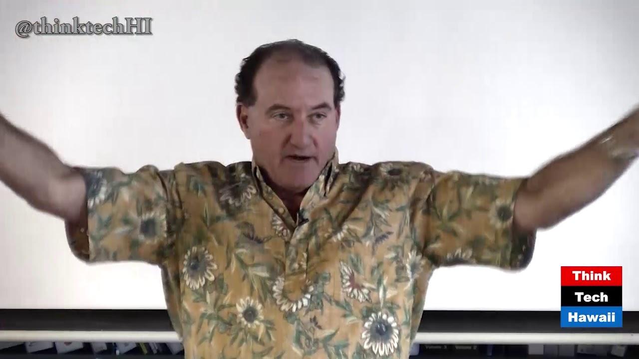 John Fink Of KFVE-TV at the Harvard Club