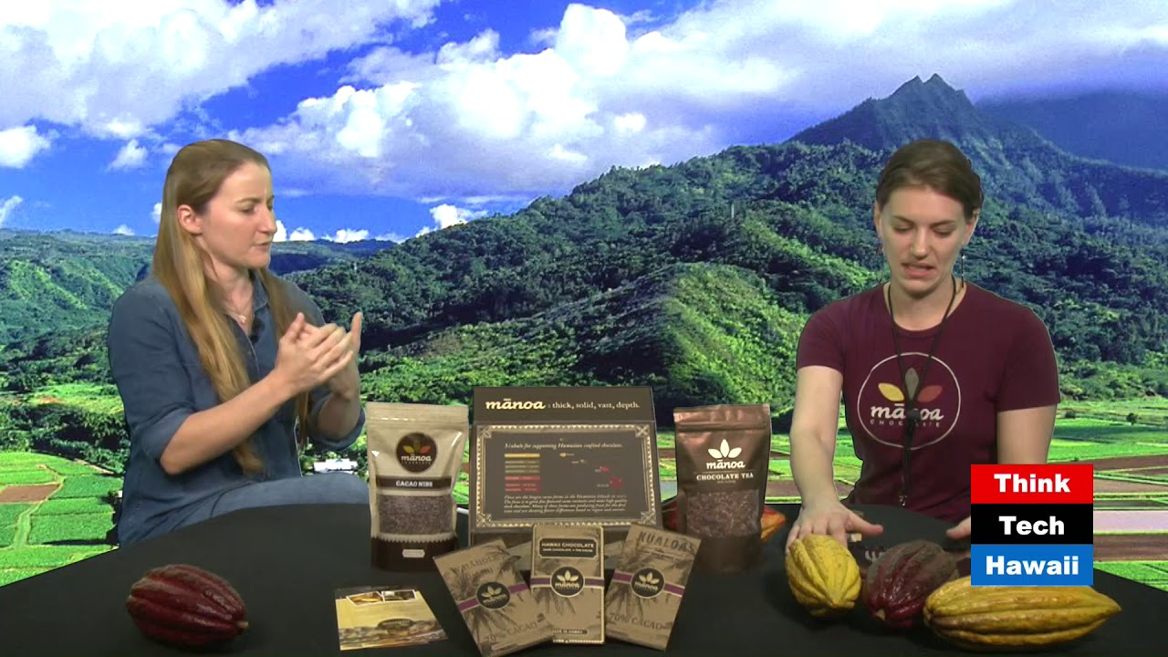 Parade of Farms- 'Nalo Style: Manoa Chocolate (Hawaii Food And Farmer Series)
