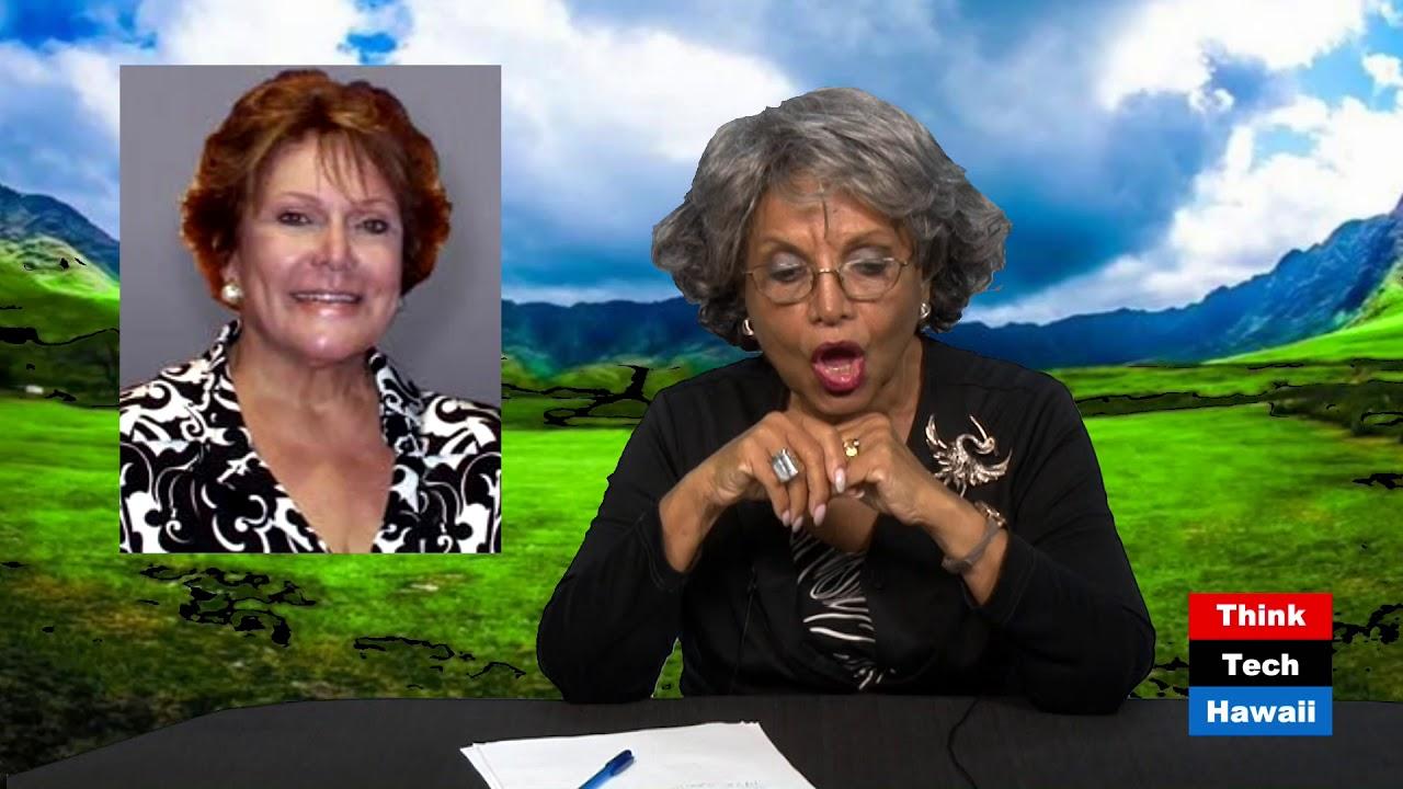 Rowena M. Akana – Office of Hawaiian Affairs (Navigating The Journey)